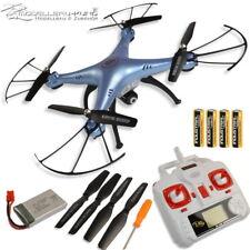 Neuheit Original Syma X5HW Drohne mit FPV/ WiFi Kamera Quadrocopter Blau