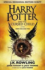 Harry Potter and the Cursed Child - Parts I & II (Special Rehearsal Edition) von