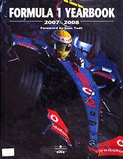 FORMULA 1 ANNUARIO 2007 - 2008-Analisi definitivo della stagione 2007 f1