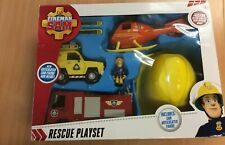 Fireman Sam Rescue Play Set ages 3 years +