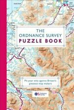 The Ordnance Survey Puzzle Book Pit your wits against Britain's... 9781409184676