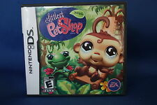 Nintendo DS Littlest Pet Shop Jungle