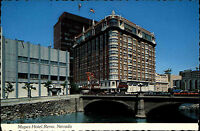 RENO Nevada Mapes Hotel USA US color postcard America Amerika ~1970/80 Postkarte