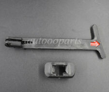 New Hood Latch ReLease Pull Rod Handle Tab Lever For VW Jetta MK4 US seller