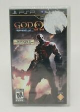 God of War: Ghost of Sparta (Sony PSP, 2010) Brand New Factory Sealed