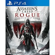 Assassin's Creed Rogue Remastered SONY PS4 PLAYSTATION 4 JAPANESE VERSION