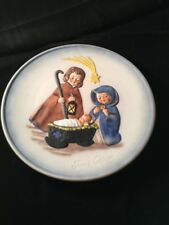 Janet Robson 1977 W. Germany Commemorative Plate