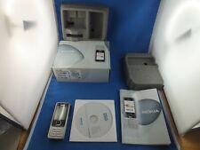 Original Nokia 6300 2MP Bluetooth Ohne Simlock Handy  Silber Schwarz D,E,F,I,Es,