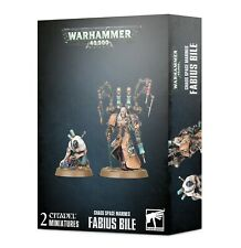 WARHAMMER 40K - CHAOS SPACE MARINES: FABIUS BILE