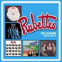The Rubettes - The Albums 1974 - 1977, 5CD Set neu