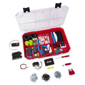 Meccano - Building Kit with Sensors and Real Motor