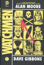 WATCHMEN THE DELUXE EDITION HC REPS #1-12 USED