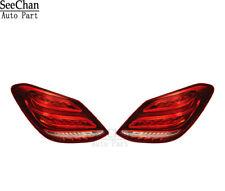 For Mercedes C Class W205 Sedan Rear Lamp Tail Light  Left & Right  2015-2017