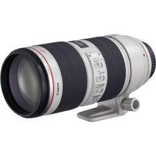 Neuf Canon EF 70-200mm f/2.8L IS II USM Objectifs