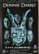 DONNIE DARKO Jake Gyllenhaal DVD R4 - PAL      SirH70