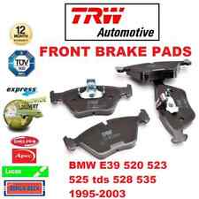 FOR BMW E39 520 523 525 tds 528 535 1995-2003 FRONT AXLE BRAKE PADS SET