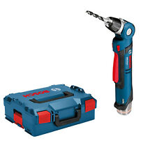 Bosch Akku-Winkelbohrmaschine GWB 12V-LI Solo, L-BOXX - clic & go - 0601390909