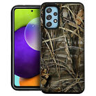 Case For [Samsung Galaxy A32][EMBOSSED DUO SET1] Dual Layer Cover