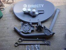 COMPLETE NEW DIRECTV AT&T SLIMLINE KAKU5 LNB HD DISH 4 OUTPUT CHANNELS KAKU 5