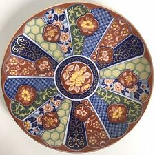 Imari Ware Small Decorative Plate, Dessert Plate, Floral Pattern 16 cm Japanese