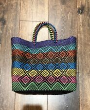 Handmade Plastic Beach Bag
