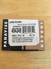 PanaVIse InDash Mount # 75126-103, Land Rover Range Rover, 2003-2010