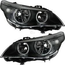 Scheinwerfer Set (rechts & links) für BMW 5er E60 Bj. 03-03.07 H7+H7 1OF