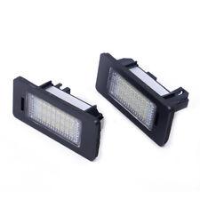 For Skoda Superb B6 Combi 2009-2015 Pair 24-LEDs Number License Plate Light