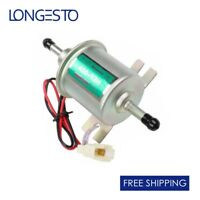 New Gas Diesel Petrol Inline Low Pressure Electric Fuel Pump 12V 19-20GPH