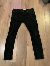 topman spray on skinny jeans 32