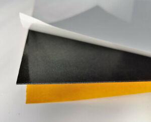 2x Montageplatten/-schaum/-kleber für Stempelgummi,Schilder u.v.m,Lasergeeignet!