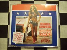 JESSICA SIMPSON CD MUSIC VIDEO DUKES OF HAZZARD THESE BOOTS ARE MADE FOR WALKIN