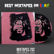 Lucki - Watch My Back Mixtape (CD/Front/Back Cover)