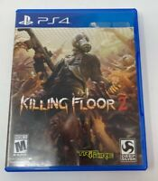 Killing Floor 2 PS4 Game ( Sony PlayStation 4, 2016 ) Free Shipping!