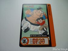 Carte originale Dragon Ball Z Carddass DP N°31 - 677 / Version Française
