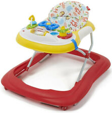 BabyLo Baby Walker My First ABC Toy Tray + Lights & Music