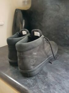 Mens Timberland Ankle Shoes Black Size 13.5