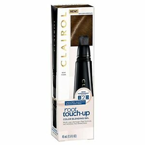 3 Clairol Root Touch-up Color Blending Gel Golden Brown Semi Permanent MM 20958