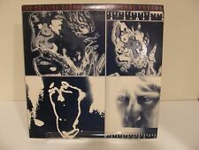 THE ROLLING STONES Emotional Rescue 1st Press COC 16015 w/ Poster