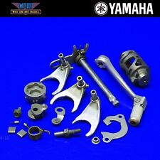 2001 Yamaha YZ426F Transmission Shift Fork Shifter Shaft Gear Change Pedal Lever