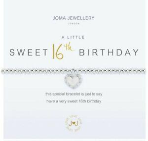 Joma Jewellery Bracelet- Sweet 16th Birthday