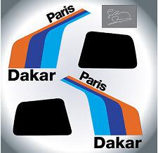 BMW  R80G/S-Paris Dakar,with Rayer sign-DECALS-aufkleber-adesivi-autocollant