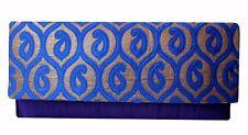 Classy Mango Design Brocade Casual Clutch Wallet Women's Bag Return Gift Purse P