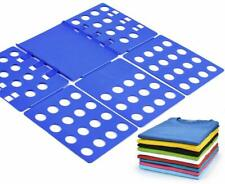 Clothes Folder Folding Board Laundry Organizer T Shirt Fast Fold Flip Adult US