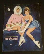 Vintage Barbie Advertisement Shipstads & Johnson ICE FOLLIES 1964 Program Photos