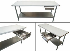 Universal Drawer Stainless Steel Fits All HANDYIMPORTS Benches