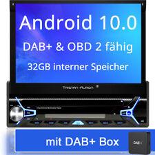 Android Autoradio mit Navi Bluetooth Navigation 1 DIN DAB+ DVD Bildschirm