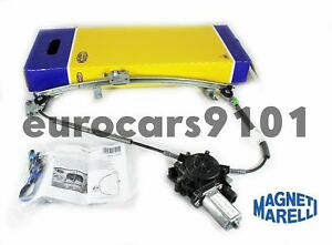 Audi 5000 200 Magneti Marelli Front Left Power Window Regulator AC281 443837397D