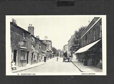 Repro card Baker Street c1905 Enfield Libraries
