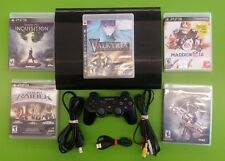 Playstation 3 PS3 250gb, 320gb  with controller and games